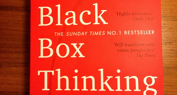 How Black Box Thinking Enables Innovation